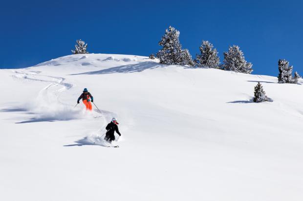 Cuando piensas en esquí, piensas en Lleida: donde la nieve és mas que nieve