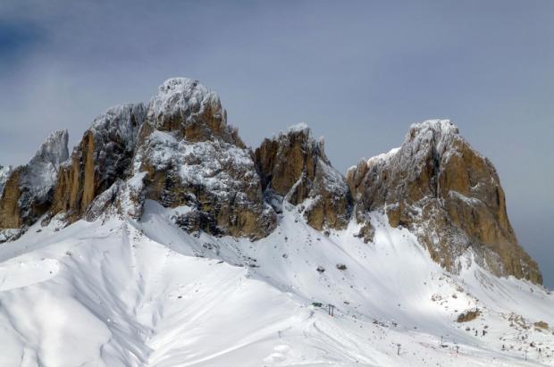 Seis días en los Dolomitas