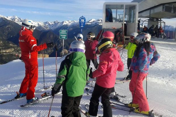 ¿A qué edad empezar a esquiar?