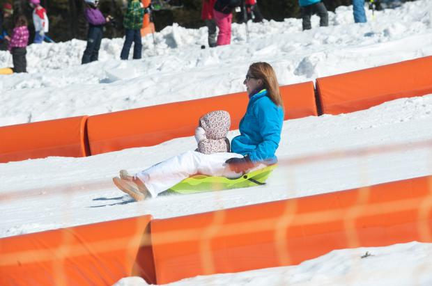 Espot y Port Ainé, dos estaciones de esquí del Grupo FGC donde la reina es la familia