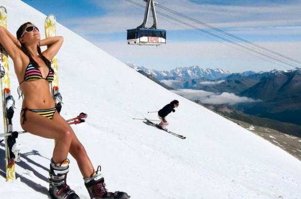 Esquí de verano: La guía más completa de las estaciones con glaciar de Europa y Norteamérica