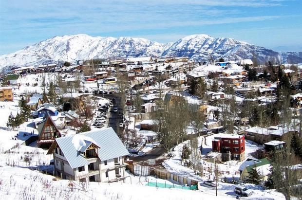 Farellones, la verdadera estación de esquí de los Tres Valles de Chile