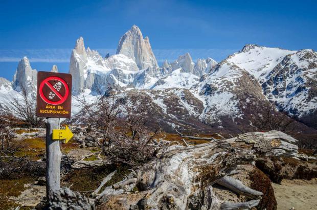 Guía de viaje por la Patagonia