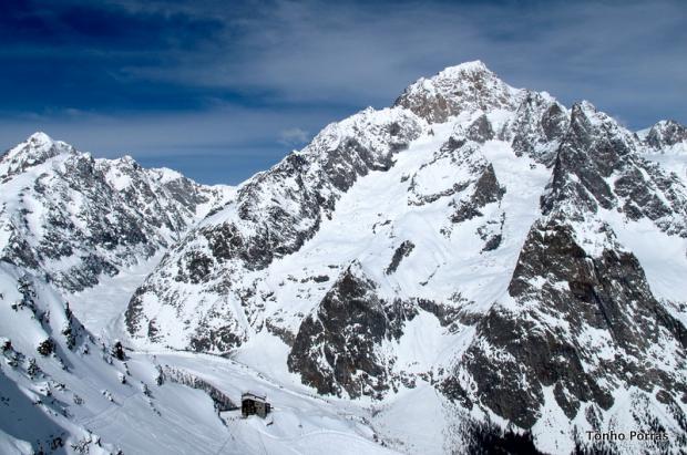 Esquí en el Valle de Aosta