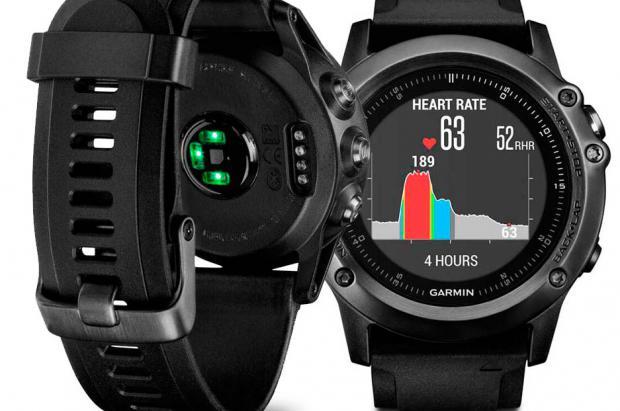 Nuevo fénix 3 HR de Garmin, ¿el mejor reloj de montaña?