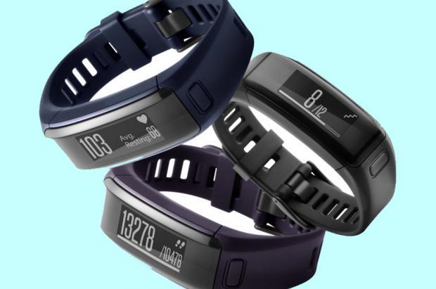 Garmin lanza la Vivosmart HR+, una interesante pulsera de actividad con GPS