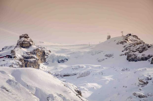 Engelberg-Titlis, un paraíso de esquí dentro y fuera de pistas