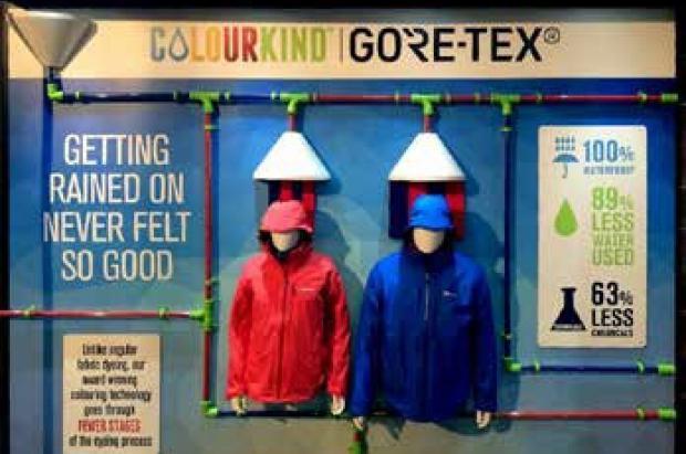 Llega el Colourkind, la nueva técnica de color de Gore-Tex