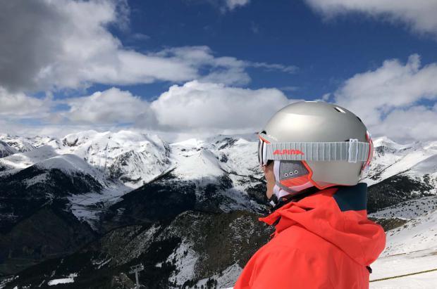 Las 5 mejores selfies que puedes hacerte en Grandvalira