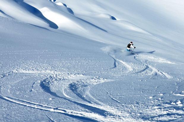 La nieve se hace de rogar en toda Europa