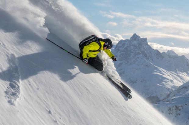 Los mejores esquís para el freeride, los Kore de Head