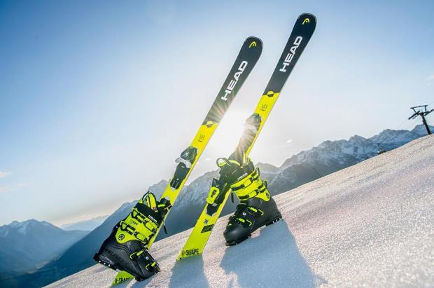 Colección esquís Head 2018-2019