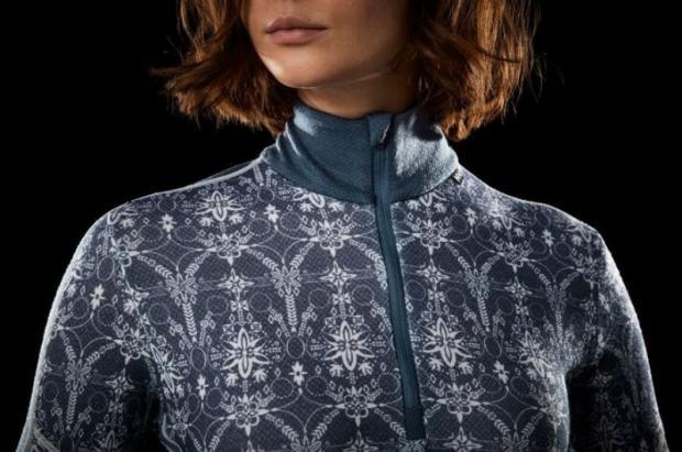 Helly Hansen apuesta por la lana Merino 100% en sus primeras capas