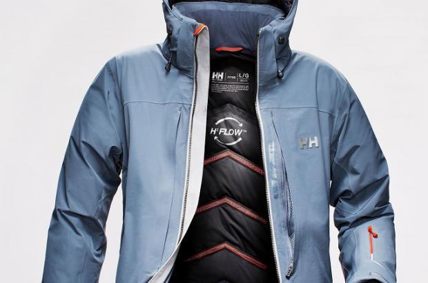 Helly Hansen Supreme Jacket, regula tu propia temperatura mientras esquías
