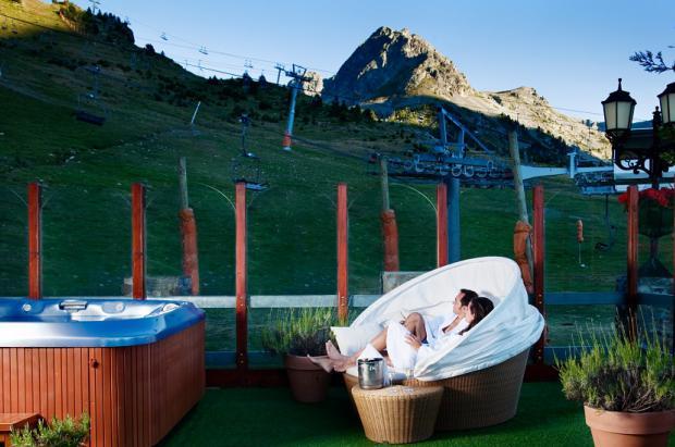 Tres Hoteles para perderse por Andorra en verano