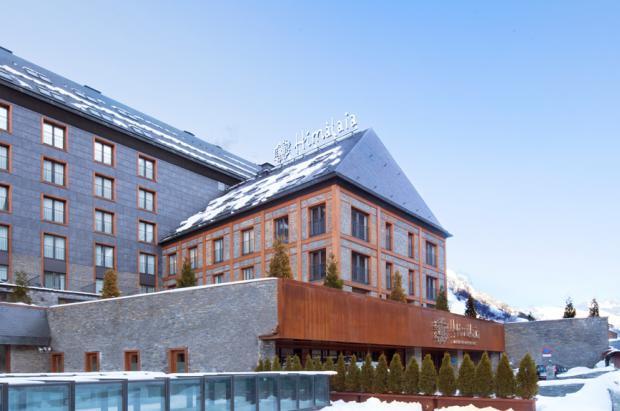En Baqueira, elige el Hotel Himàlaia