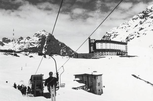 Portillo, una estación de esquí con 125 años de historia. 1ª parte: 1887/1961