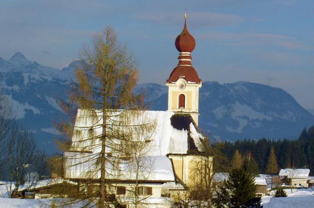 Una semana en Kitzbühel, Zell amb See y Mayrhofen (Austria)