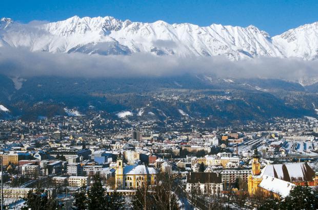 Descubriendo Innsbruck: capital de los Alpes y de la nieve