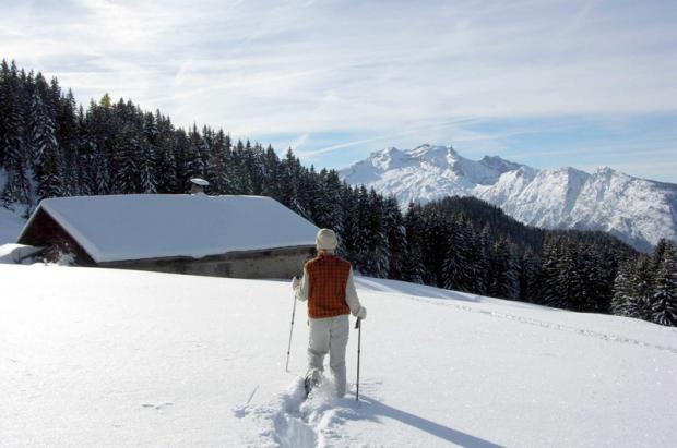 Raquetas de nieve Inook, nuevos modelos Expert, Odyssey y Odalys