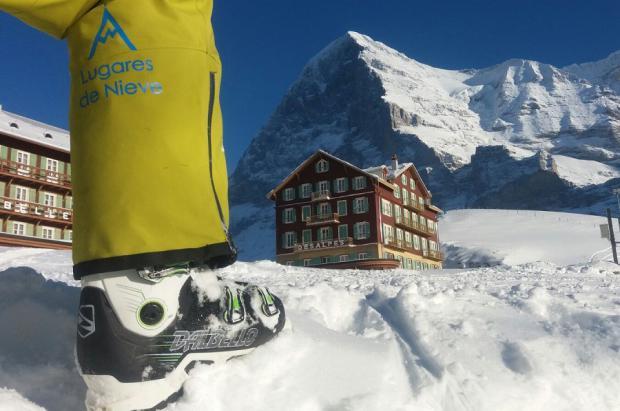 Interlaken y la región de Jungfrau, un inmejorable lugar para darse el capricho de esquiar en Suiza
