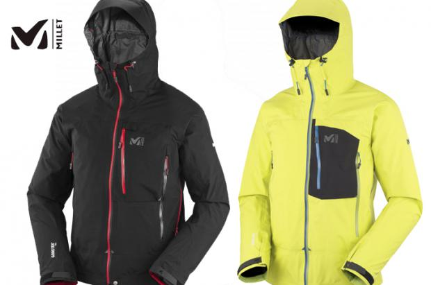 Millet Jorasses GTX Pro: Mayor transpiración para el alpinismo