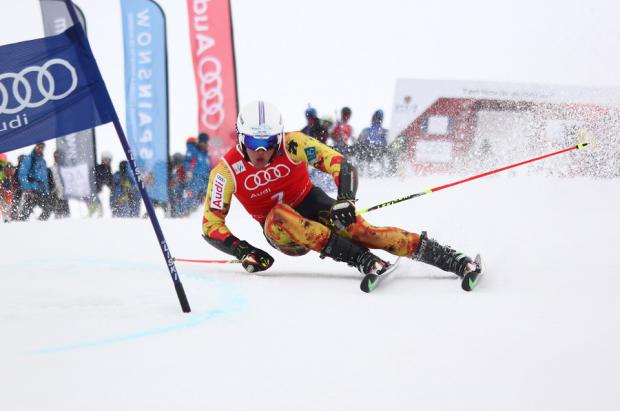 Juan del Campo, el corredor RFEDI de esquí alpino que va con todo esta temporada