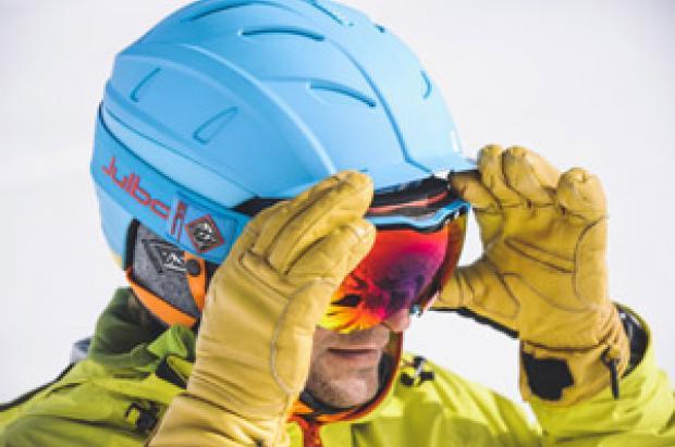 Nueva máscara Julbo Aerospace: La primera gafa adecuada tanto para subir como bajar