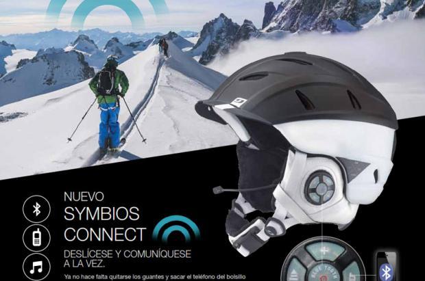 La última tecnología móvil llega a los cascos de esquí Julbo