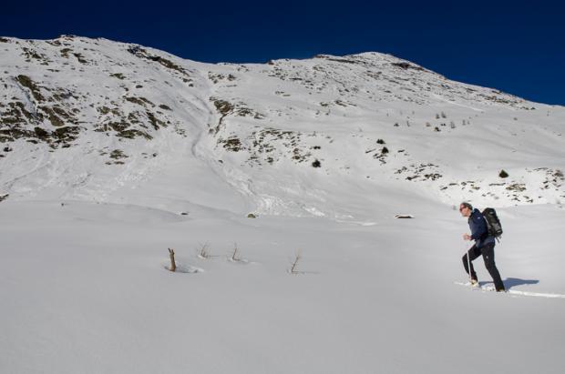 Alpinismo puro en el valle suizo de Lötschental