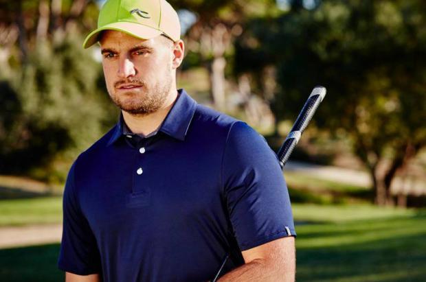 Nuevo Kjus Sami, polo refrigerante para la practica del golf