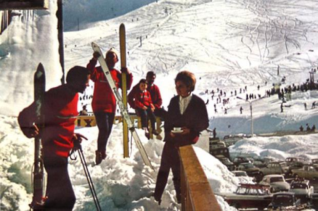 La Mongie, historia de una moderna estación de esquí que nació en la Edad Media