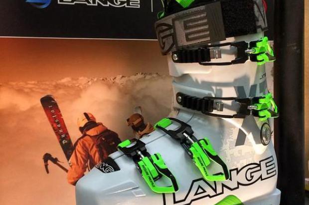 Lange XT 130 nueva bota freeride