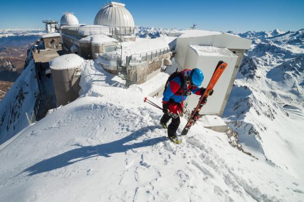 Experiencias en el mítico Pic du Midi: Freeride, visita al observatorio o asomarte al Puente del cielo