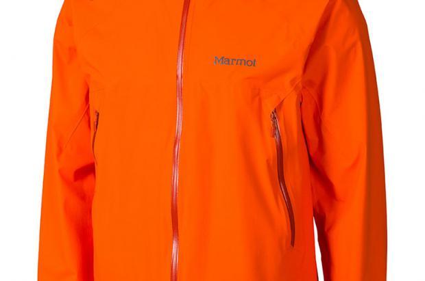 Nueva chaqueta Crux de Marmot, ¿la prenda definitiva para cortas ascensiones?