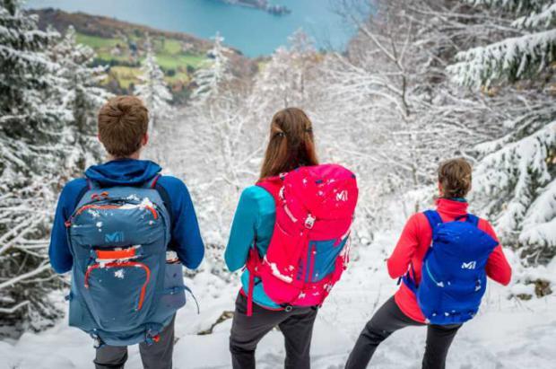 Lánzate a la montaña con la colección Alpine Trek de Millet