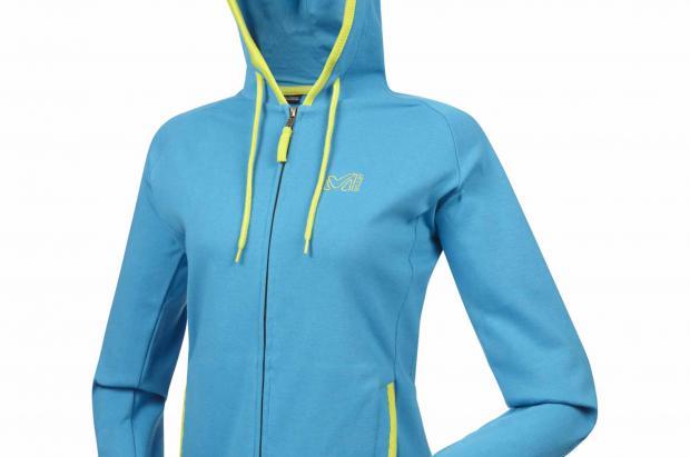 MILLET LD Sunny Climbing Sweat: para mujeres que pisan alto