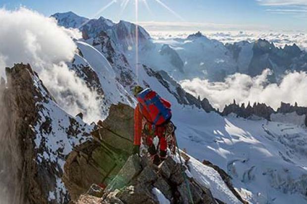 Millet Grepon GTX: nacida en el Mont Blanc