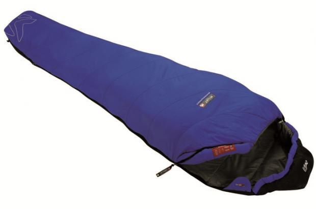 MILLET BAIKAL 750: Para dormir perfectamente en la naturaleza