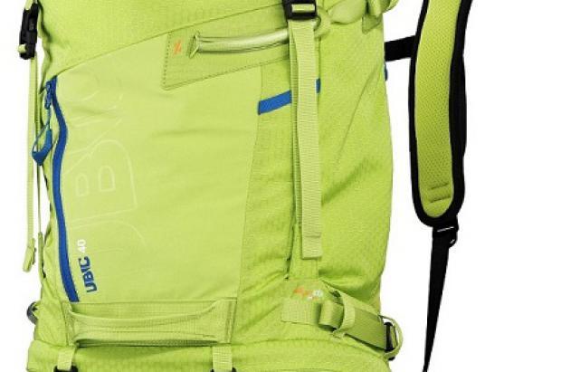 Millet Ubic 40: Una mochila para ellas y ellos
