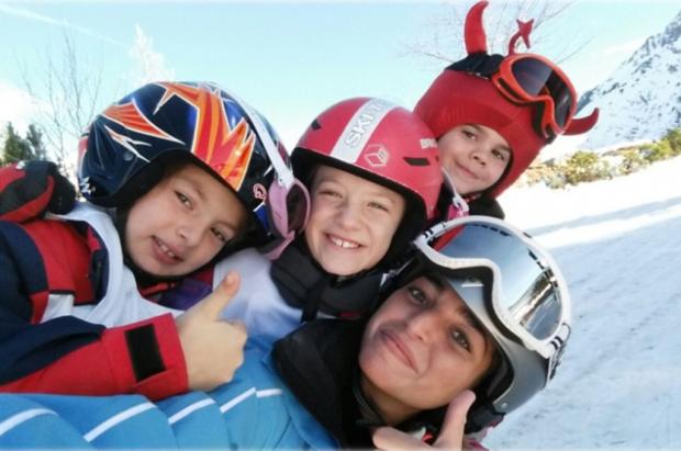 Neo Mountain, un Club de esquí y snowboard para toda la familia