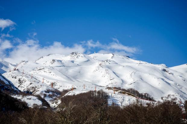 Reportaje de Nevados de Chillán, la estación del Valle de las Trancas