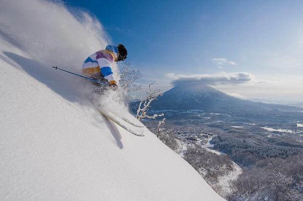 Japón, todo el esquí powder en la tierra del Sol Naciente