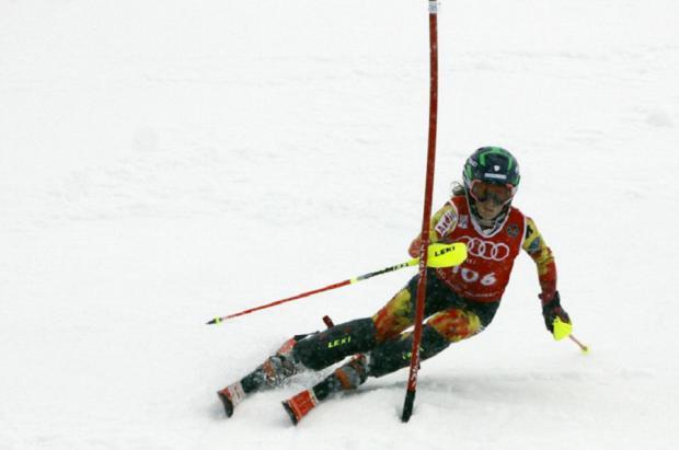 Núria Pau, la esquiadora RFEDI que lleva el ADN de la nieve en la sangre