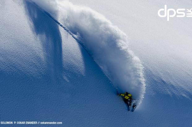 Esquís DPS, el alma del Freeride