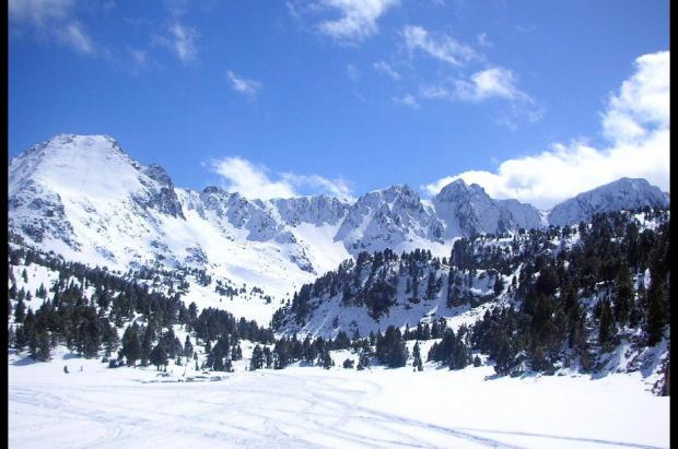 Grandvalira paraíso de nieve