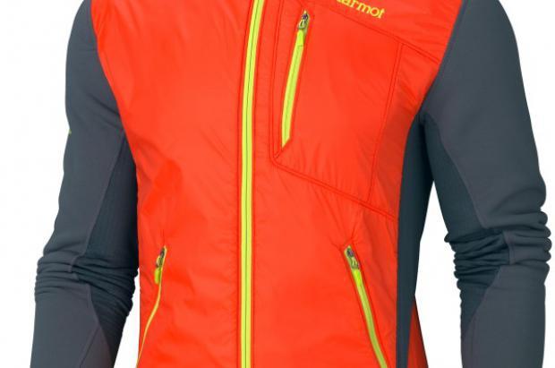 Marmot Project Alpha Jacket: la primera chaqueta híbrida con Polartec Alpha