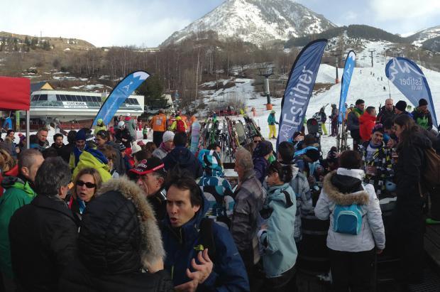 Crónica de los ganadores del sorteo de la Lugares de Nieve LdN SKI Party en Aramón Cerler