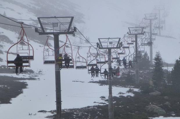 Esquí de verano en Porté-Puymorens: 1 y 2 junio 2013 *La playa puede esperar