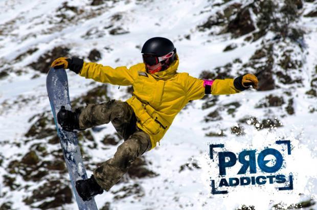 ProAddicts, la nueva Red Social para compartir vídeos de deportes extremos y de aventura